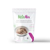 KETOMIX Proteinová kaše s čokoládovou příchutí 10 porcí
