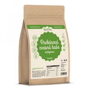 GREENFOOD NUTRITION Proteinová ovesná bezlepková kaše kakaová 500 g