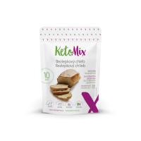 KETOMIX Proteinový bezlepkový chléb 10 porcí