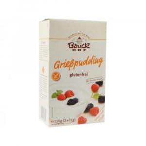 BAUCK HOF Puding rýžový bezlepkový vanilkový BIO 130 g