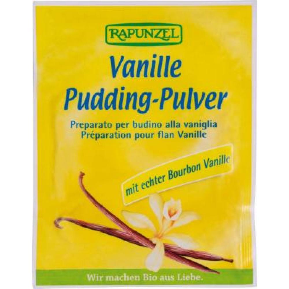 RAPUNZEL Pudinkový prášek vanilkový BIO 40 g