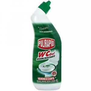 PULIRAPID WC gel Mořský vánek 750 ml