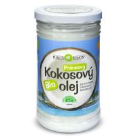 PURITY VISION Bio Kokosový olej panenský ve skle 900 ml