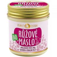 PURITY VISION Růžové máslo BIO 120 ml