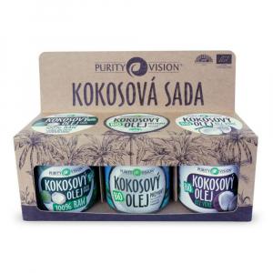 PURITY VISION Kokosová sada