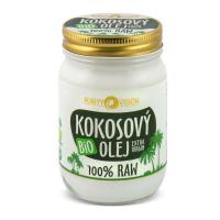 PURITY VISION Raw kokosový olej 370 ml BIO