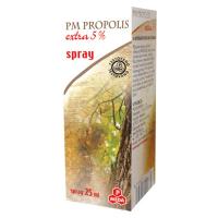 PURUS MEDA Propolis extra 5 % spray 25 ml