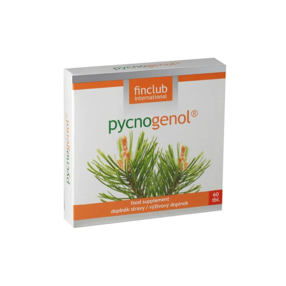 Finclub Fin Pycnogenol 60 tbl.