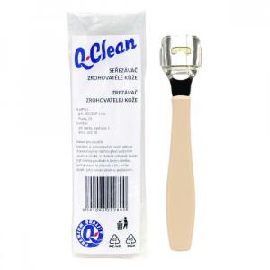 Q CLEAN Ořezávač zrohovatělé kůže