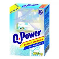 Q power prášek na záclony 600g