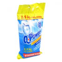 Q POWER Regenerační sůl do myčky 2,5 kg + 500 g zdarma