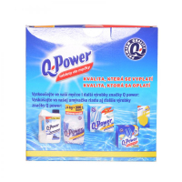 Q POWER Tablety do myčky Economy 60 ks