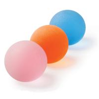 QMED Gelový míček oranžový tvrdý 5cm