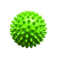 QMED Masážní míček zelený průměr 7 cm
