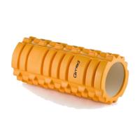 QMED Therapy roller cvičební válec oranžový