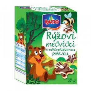 RACIO rýžoví medvídci 35 g