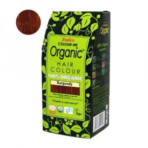 RADICO Přírodní barva na vlasy Burgundská BIO 100 g