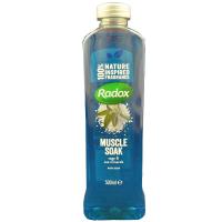 RADOX Pěna do koupele Muscle Soak 500 ml
