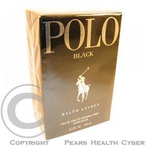 Ralph Lauren Polo Black Toaletní voda 125ml