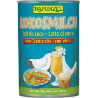 RAPUNZEL Kokosové mléko BIO 400 ml