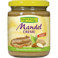 RAPUNZEL Mandlový krém BIO 250 g