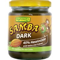 RAPUNZEL Samba Dark oříšková pomazánka BIO 250 g