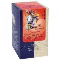 SONNENTOR Raráškův čaj Klauni s červenými nosy porcovaný čaj BIO 20 sáčků