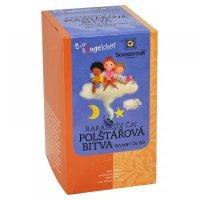 SONNENTOR Raráškův čaj Polštářová bitva BIO 20 sáčků