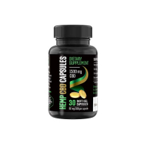 REAKIRO CBD Gelové kapsle 1500 mg 30 ks