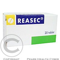 REASEC  20X2.5MG Tablety