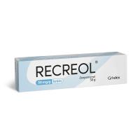 RECREOL 50mg/g krém 50 g