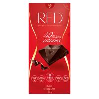RED Hořká čokoláda bez přidaného cukru 100 g