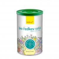 WOLFBERRY Ředkev semínka na klíčení 200 g BIO