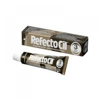 REFECTOCIL Barva na řasy a obočí přírodní hnědá 15 ml