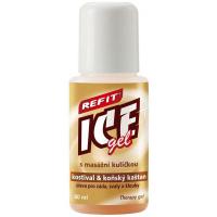 Refit Ice gel roll-on s kostivalem 80 ml hnědý