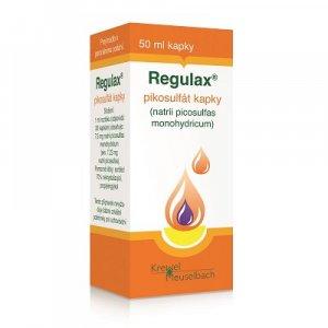REGULAX Pikosulfát kapky 375 mg 50 ml