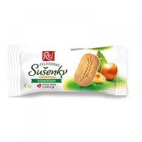 REJ celozrnné sušenky lískooříškové 34 g