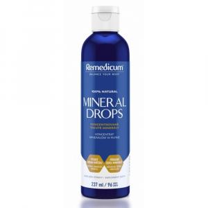 REMEDICUM Mineral Drops koncentrované tekuté minerály 237 ml