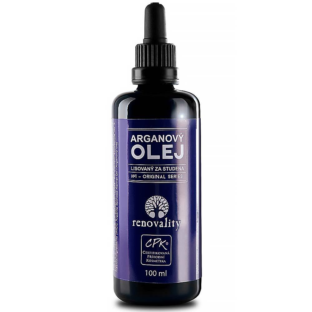 RENOVALITY Arganový olej 100 ml
