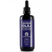 RENOVALITY Baobabový olej s pipetkou 100 ml