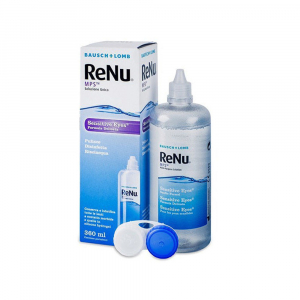 RENU MPS Sensitive Eyes s pouzdrem 360 ml