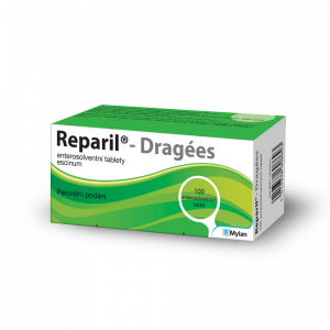 REPARIL - Dragées 20 mg 100 tablet