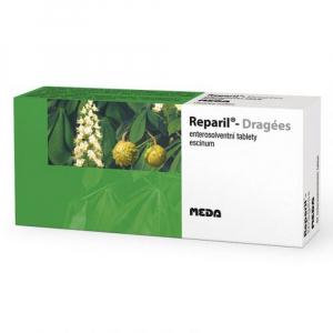 REPARIL Dragées 20 mg 40 tablet