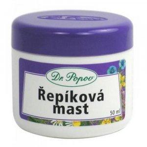 DR. POPOV Řepíková mast 50 ml