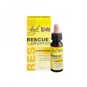 RESCUE Kids Bachovy krizové kapky pro děti 10 ml