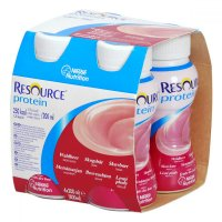 RESOURCE Protein Lesní plody 4x200 ml