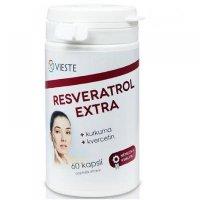 VIESTE Resveratrol extra 60 kapslí