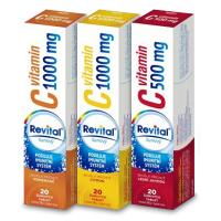 REVITAL Vitamín C