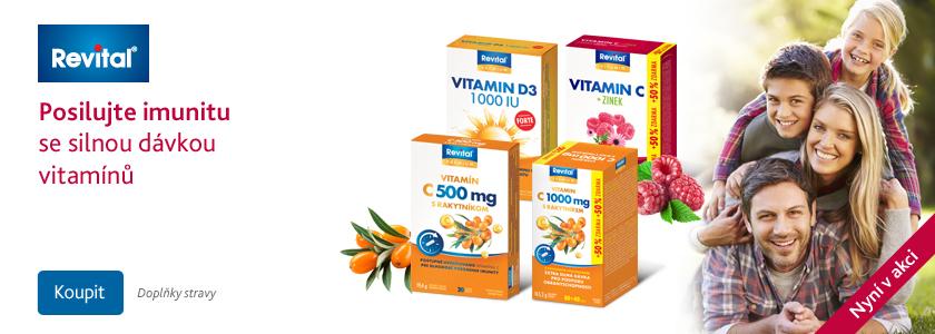 Doplňte vitamín C