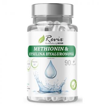 REVIX Methionin a kyselina hyaluronová 90 kapslí